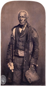 A Baltimore African American who served aboard American Privateers throughout the War of 1812 Original location - Vertical File medium portraits