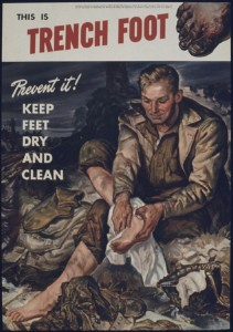 Trench-Foot-Advertisement-WWI